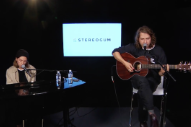 Watch Kevin Morby Play <em>City Music</em> Songs In A Live Stereogum Session