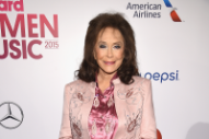 "Loretta Lynn Is Out Of The Hospital And ""Doing Great"""