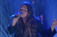 Watch Maggie Rogers Perform &#8220;Alaska&#8221; On <em>Seth Meyers</em>