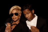 "Mary J. Blige – ""Love Yourself"" (Feat. A$AP Rocky) Video"