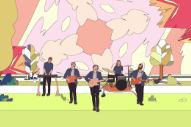 "Real Estate – ""Stained Glass"" Interactive Video"