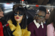 Rihanna, Lupita Nyong'o Will Co-Star In A Movie Inspired By A Tweet