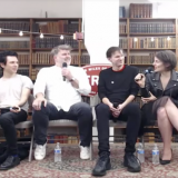 Watch James Murphy And Nick Zinner Discuss '00s NYC Rock Oral History Meet Me In The Bathroom