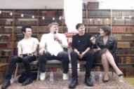 Watch James Murphy And Nick Zinner Discuss &#8217;00s NYC Rock Oral History <em>Meet Me In The Bathroom</em>