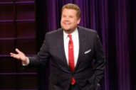 James Corden Will Host 2018 Grammys In NYC