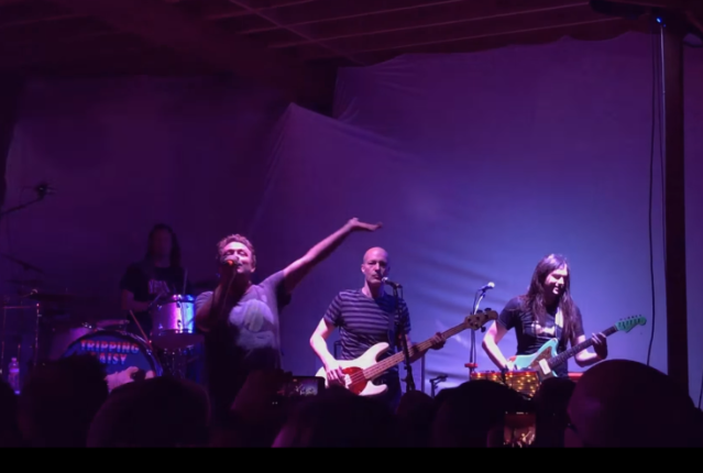 Watch Tripping Daisy Play Their First Show In 18 Years