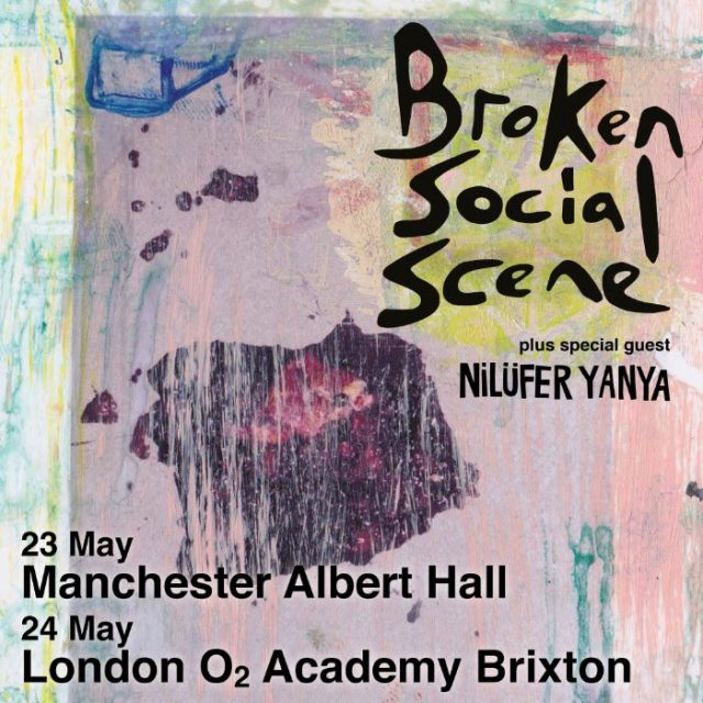 Broken Social Scene Launch Tour In Manchester A Day After Terrorist Attack