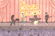"White Reaper – ""The World's Best American Band"" Video"