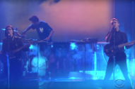 Watch The xx Perform &#8220;I Dare You&#8221; On <em>Colbert</em>