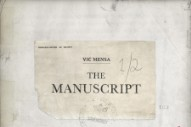 Stream Vic Mensa <em>The Manuscript</em> EP