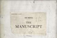 Stream Vic Mensa <em>The Manuscript</em> EP