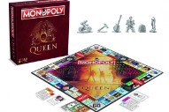 Brian May Unveils Queen Monopoly