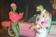 "DJ Khaled & Rihanna's ""Wild Thoughts"" Samples Santana"
