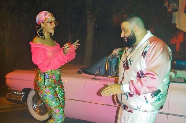DJ Khaled & Rihanna's