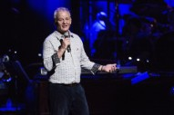 Watch Bill Murray Cover Van Morrison At First-Ever Concert