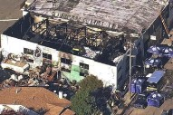 Oakland's Ghost Ship Operators Arrested For Manslaughter Over Deadly Fire
