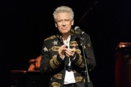 Adam Clayton Thanks U2 Bandmates For Helping Him Through Addiction In MusiCares Acceptance Speech