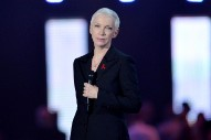 LA Radio Station Thinks Annie Lennox Has Real Potential