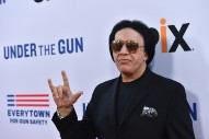 Gene Simmons Abandons Trademark Application For Devil Horns Hand Gesture