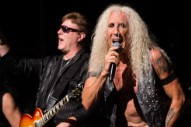 Twisted Sister Are Not Gonna Take It (It Being Getting Stiffed For Their Farewell Show At A Minor League Baseball Stadium)