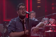 Watch Bleachers Do A Fired-Up &#8220;Don&#8217;t Take The Money&#8221; On <em>The Tonight Show</em>