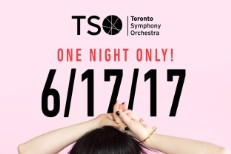 Watch Carly Rae Jepsen Perform With The Toronto Symphony Orchestra