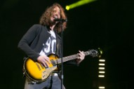 Fan Selling Ticket Stub Autographed By Chris Cornell In His Final Hour