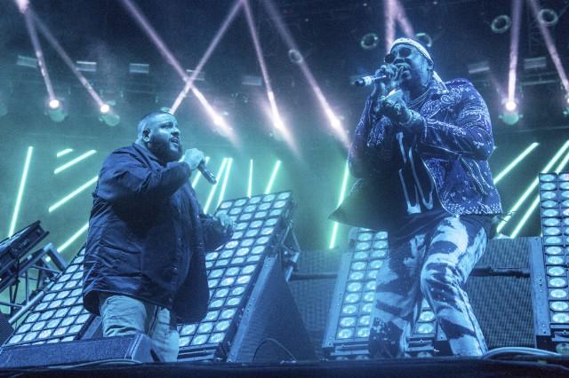 DJ Khaled and 2 Chainz