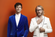 Watch EL VY And The Cast Of <em>Bob&#8217;s Burgers</em> Perform Live In LA