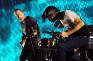 Radiohead's Thom Yorke And Jonny Greenwood Announce Italian Earthquake Benefit Show