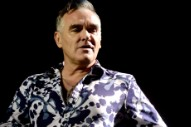 "Morrissey Accuses HMV Of Attempting To ""Freeze Sales"" Of The Smiths' ""The Queen Is Dead"" Reissue"