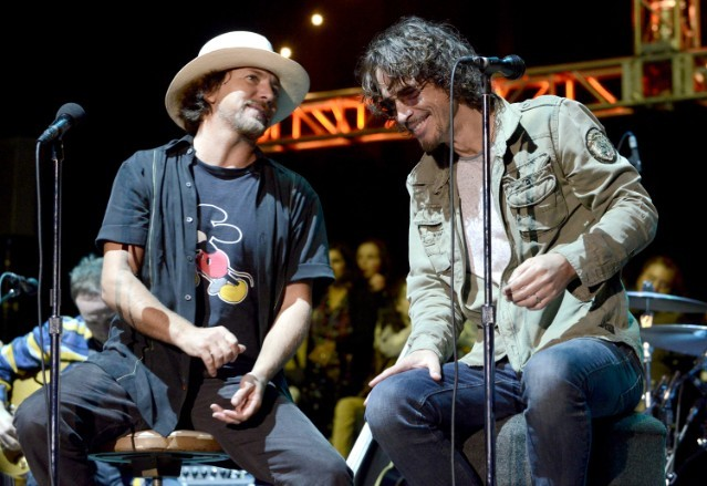 Eddie Vedder Gave An Emotional Speech About Chris Cornell In London Tonight
