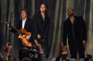 "Paul McCartney Describes Recording ""FourFive Seconds"" With Kanye & Rihanna"