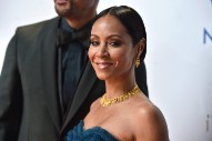 "Jada Pinkett Smith‏ Bashes ""Deeply Hurtful"" Tupac Biopic"