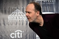 Metallica's Lars Ulrich Knighted By Danish Crown Prince