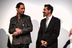 Chris Cornell & Serj Tankian