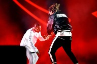 "Watch Future Perform ""Mask Off"" With Kendrick Lamar At The BET Awards"