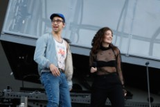 Jack Antonoff and Lorde