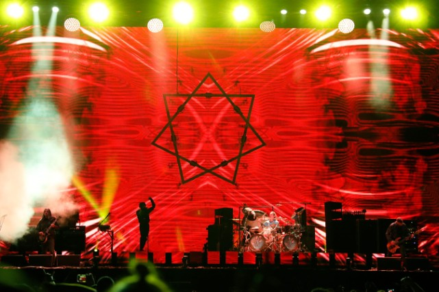 Tool @ 2017 Governors Ball Music Festival