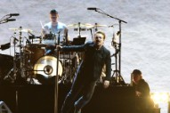 Watch U2 Cover Leonard Cohen In Toronto