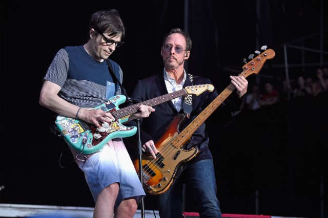 Weezer At 2017 Firefly Music Festival