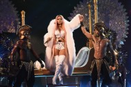 Nicki Minaj Performs At Inaugural NBA Awards, Gets Key To Queens