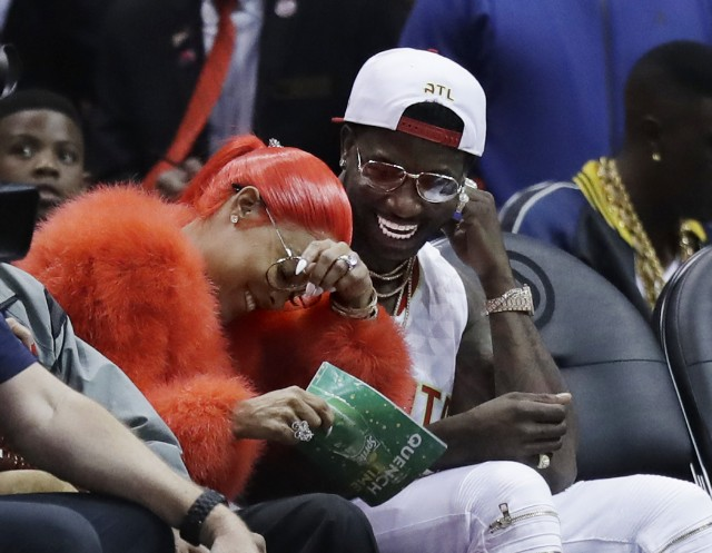 Gucci Mane, Keyshia Ka'oir get new BET reality show