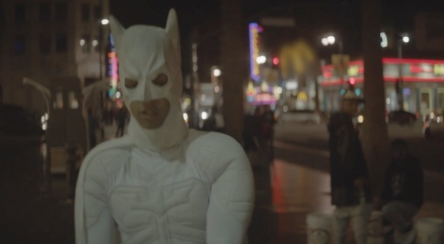 Jaden Smith Becomes Batman in New Music Video