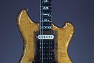 Jerry Garcia's Wolf Guitar Becomes The 3rd Most Expensive Ever Sold At Auction