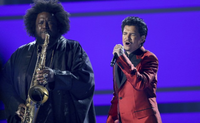 El DeBarge and Kamasi Washington