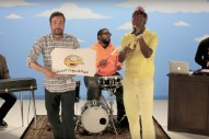 Watch Lil Yachty Rap About 59 <em>Simpsons</em> Characters