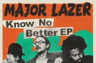 Stream Major Lazer&#8217;s Guest-Heavy Surprise EP <em>Know No Better</em>