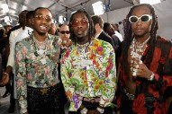 Migos Almost Got In Fights With Joe Budden And Chris Brown Last Night