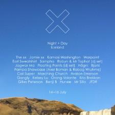 The xx Cancel Night + Day Festival